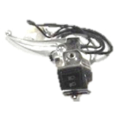Left brake lever