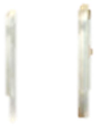 Battery handle hinge/cotter pin