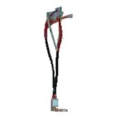 Display wiring harness