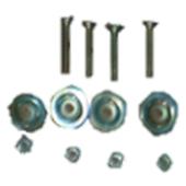 Storage bolt/nut/washer