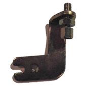 Rear brake cable holding bracket
