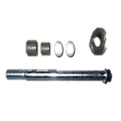 Front wheel shaft bolt M10×165/nut/washer/bushing